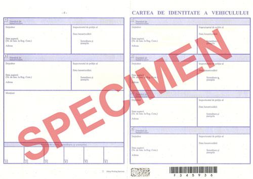 Cartea masinii este obligatoriu cand va prezentati la verificarea auto periodica ITP